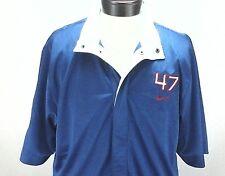 NIKE Jersey Shirt NBA UNITED BALLERS #47 KIRILENKO Russia Blue Men's M RARE $110