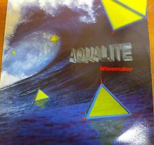 "DISCO MIX 12"" VINILE  - AQUALITE - WAVEMAKER - DANCE MIX REMIX PROMO EX-/EX-"