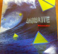 "DISCO MIX 12"" VINILE  - AQUALITE - WAVEMAKER - DANCE MIX REMIX PROMO EX-/EX-"