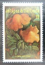 ANTIGUA 1986 Mushrooms Unissued $3 Value in Design of $1 U/M SALE PRICE BN 859