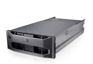 Dell EqualLogic PS6510E 96TB SAN iSCSI Storage System Type 10 10GBE PS6510 2TB