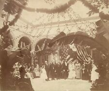 Albumen Print Wedding Photograph San Luis Potosi Mexico 1892 Diplomatic Marriage