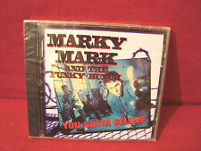 MARKY MARK AND THE FUNKY BUNCH YOU GOTTA BELEIVE NEW SEALED PROMO CD