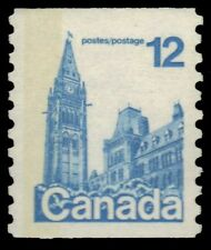 "CANADA 729var - Parliament Buildings ""One-bar Tagging"" (pa48275)"