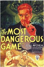 The Most Dangerous Game and The Vampire Bat Two Fay Wray Films on DVD