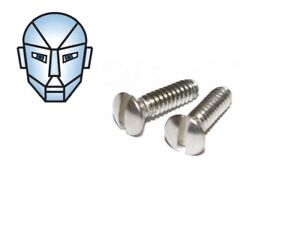 Stainless Slot Head Grip Screws - To Suit Crosman 1377, 2240, 2250