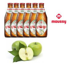 Moussy Apple Non-Alcoholic Malt Beverage Drink - 6 Pack - 330ML
