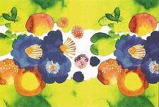 Postcard Aino-Maija Metsola Marimekko Design: Juhannustaika, 2006 Unused MINT