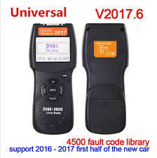 D900 OBD2 EOBD CAN Car Fault Code Reader Diagnostic Scanner Tool Has 4500 Fault