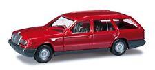 Herpa 012706 Minikit Mercedes-benz 300 te Rosso Brillante 1 87