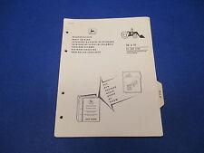John Deere Parts Catalog No. 56&57, Pc-3088, 27 Pages