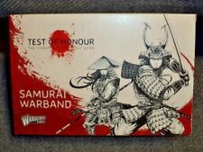Warband Test of Honour Samurai Honor Minatures Warlord Games 28mm Model New!