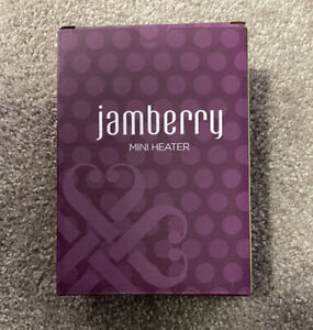 Jamberry Mini Heater For Nail Wraps New in Box!