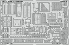Eduard 72633 Mi-24/35 Upgrade Set for Eduard 1/72