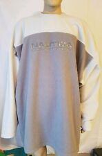 Vintage Nautica Competition Spellout Mens 3XLT XXXL Tall Sweatshirt Pullover EUC