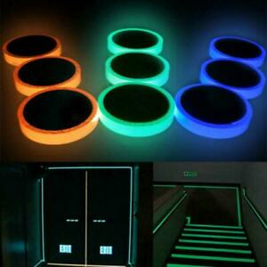 1Roll Glow In The Dark Luminous Self-illuminating Self-adhesive Sticker Tape