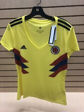 Adidas Womens Colombia Soccer Jersey Size large