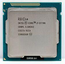 Intel Core i7-3770K Ivy Bridge Quad-Core 3.5GHz LGA 1155 77W Desktop Processor