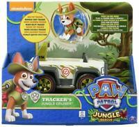 Paw Patrol Trackers Jungle Cruiser Toy Figure & Vehicle 03