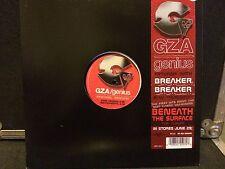 """GZA/genius 12"""" Breaker Breaker VG++"""