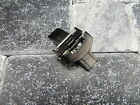 22mm Swiss Black PVD Brush Stainless DEPLOYMENT BUCKLE CLASP PAM 24mm STRAP