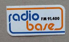 AUTOCOLLANT - RADIO BASE 91.400 FM *