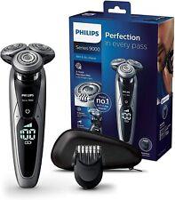 Philips S9711/41 Series 9000 Elektrischer Nass- Trockenrasierer, Chrom *NEU&OVP*