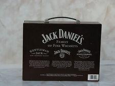 Jack Daniels wood box case display Family Fine Whiskeys mirror empty used rare