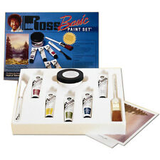MARTIN F. WEBER WAR6505  BOB ROSS BASIC PAINT SET