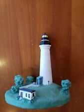 Port Isabel Tx Lighthouse Figurine.Spoontiques 9047