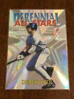 2000 Topps Baseball Perennial All-Stars - Derek Jeter - New York Yankees