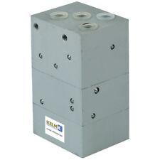 kelm Válvulas - G1/8 DOS mano Seguridad Arranque unidad base 5-01621