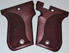 Phoenix Arms Model HP22 HP25 pistol grips black Russet plastic
