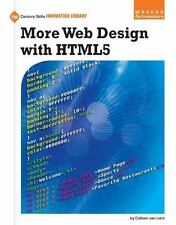 More Web Design with HTML5 by Colleen Van Lent