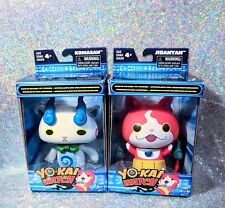 2 Anime Japan CATS Can Change Glow in the Dark Eyes & Mouth Kawaii Stickers