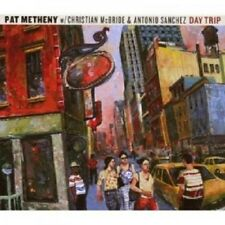 PAT METHENY - DAY TRIP  CD  10 TRACKS JAZZ-ROCK / FUSION NEU