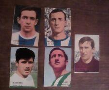 Cromos de Fher temporada 1968-69 del Elche Coruña Córdoba Real Sociedad Madrid