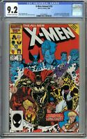X-Men Annual #10 CGC 9.2 1st app of X-BABIES LONGSHOT Arthur Adams Cover Marvel