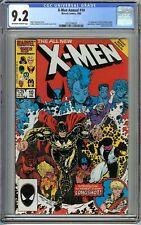 X-Men Annual #10 CGC 9.2 1st app of X-BABIES LONGSHOT Arthur Adams Cover Marvel