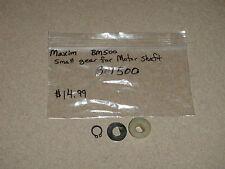 Maxim Bread Machine Bread Maker Small Gear For Master Shaft Model BM500