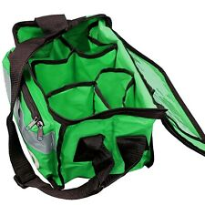 JFA Medical Green Haversack Emergency First Aid Bag With Front Pocket - Empty