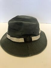 Browing Hunter Green Floopy Hat With String, Size S-M