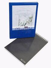A4 Sketch Book Pad White Cartridge Paper Hardback Spiral Bound New