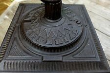 Antique Imperial MFG.CO No.747 Wooden and Cast Iron Coffee Grinder Drawer C.1900