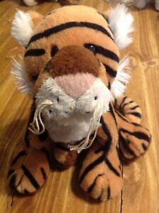 ganz webkinz plush tiger