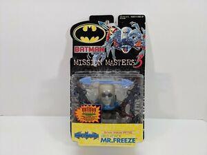 Batman Virus Attack Mr Freeze Mission Masters 3 Hasbro 2000 Figure #1 - NEW