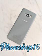 Original Samsung Galaxy S8 G950F Akkudeckel Deckel Backcover Cover Silber Silver