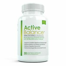 Active Balance High Potency Probiotic capsules - 30 Capsules