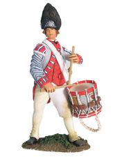 W Britain - Américain Révolution Britannique 17th Pied Batteur 17783 Awi
