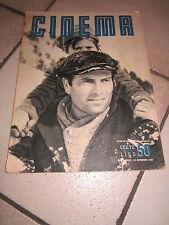 cinema rivista 1950 IL CAMMINO DELLA SPERANZA GERMI VALLONE,DAVID LEAN